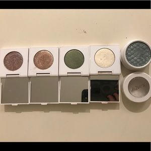 5 colourpop shadows
